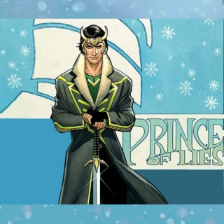 Prince of Lies {Loki Agent of Asgard Mix}