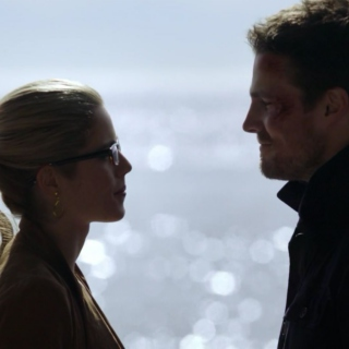 maybe i was meant to be left behind; olicity