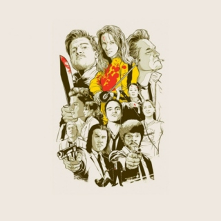 Best Of Tarantino Soundtracks