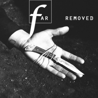 far removed