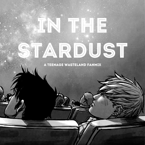in the stardust;