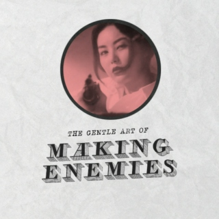 the gentle art of making enemies