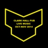 Clark Hall Pub Live Music (Oct-Nov 2014)