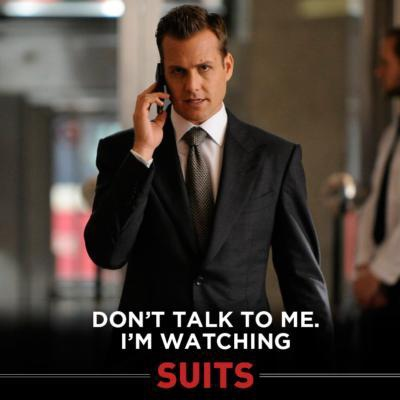 Suits Soundtrack