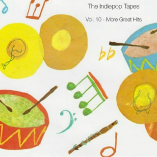 The Indiepop Tapes, Vol. 10: More Great Hits