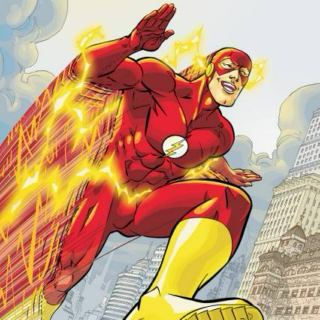 The Flash- Whatever Gets You There