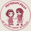 pepperumi pizza w/ extra cheese(y titles)