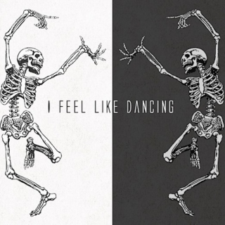 just dance like no one's watching