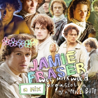 jamie fraser: a crack!mix
