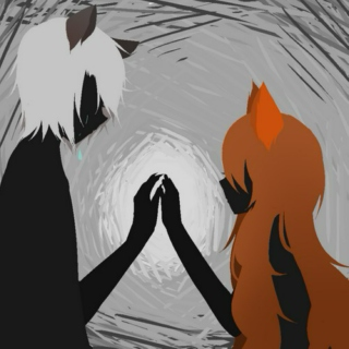 the wolf & the fox