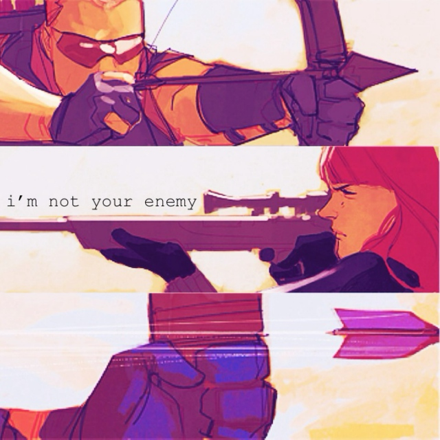 i'm not your enemy