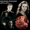 Mischievous Intelligence {a fred/hermione fanmix}