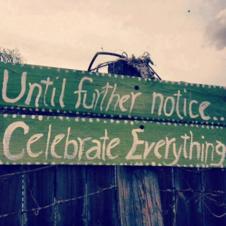 celebrate everything ♥