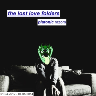 the first love folders #1: platonic razors