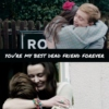 you're my best dead friend forever