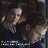 Fitz and Simmons - I will wait for you