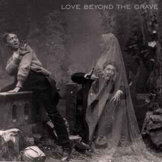 love beyond the grave