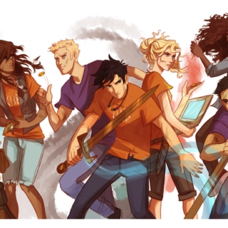 Heroes of Olympus and Others
