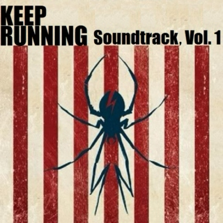 KEEP RUNNING Soundtrack, Vol. 1