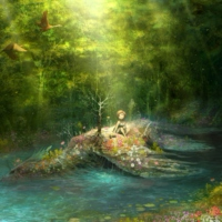 Of faeries & forests