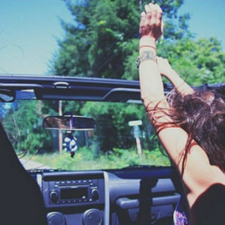 Just Keep Driving ☪