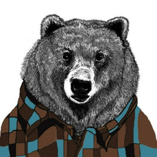 Bears are awesome, like this playlist.