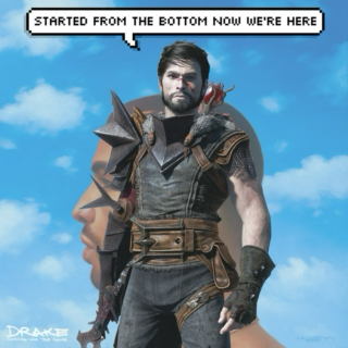 started from the bottom now we're here (a dragon age 2 fanmix)