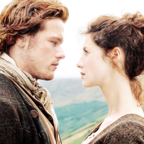 no place i'd rather be; [jamie x claire]