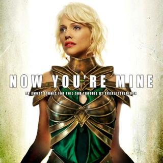Now You're Mine - an Amora fanmix for Toil and Trouble by scarletsherlock