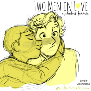 Simple Adorations: Two Men in Love