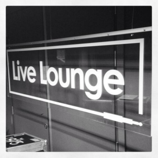 BBC live lounge covers