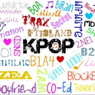 Kpop All Day Everyday