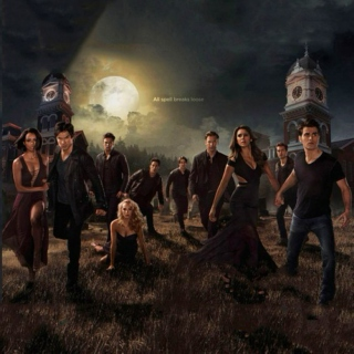 Season 6: The Vampire Diaries Complete Soundtrack