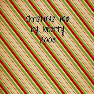 Christmas Mix 2003 by bnetty