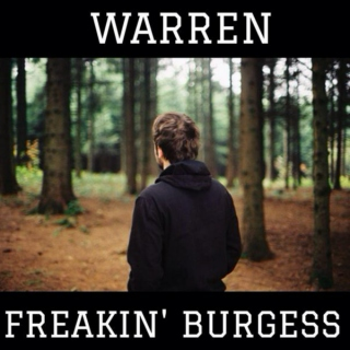 warren freakin' burgess