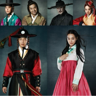 Arang and the Magistrate | 아랑사또전