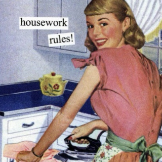 housework rules!