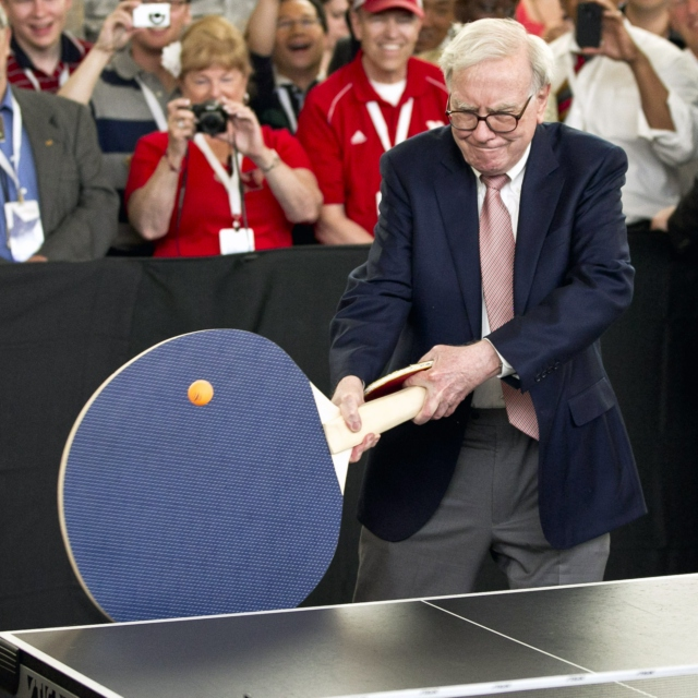 Extreme Table Tennis!