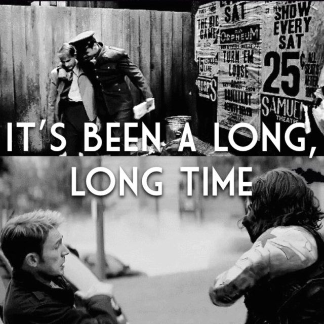 It's Been A Long, Long Time