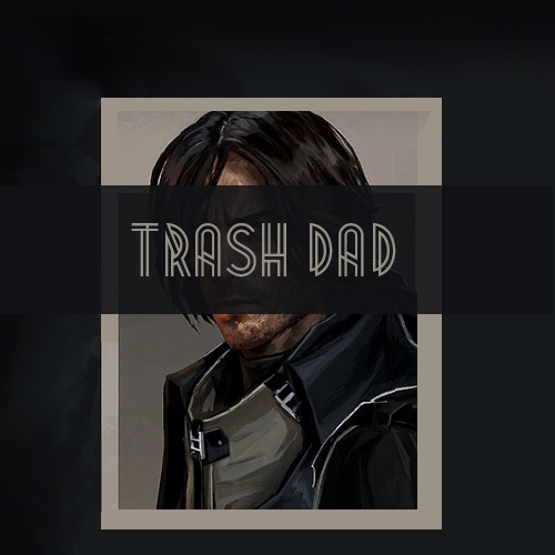 trash dad
