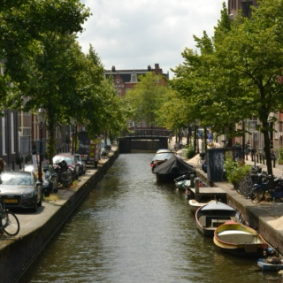Summer in Amsterdam