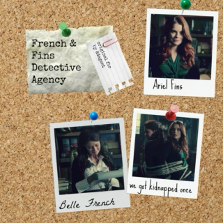French & Fins Detective Agency