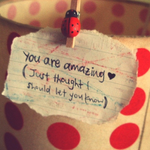 Hang in there. :)