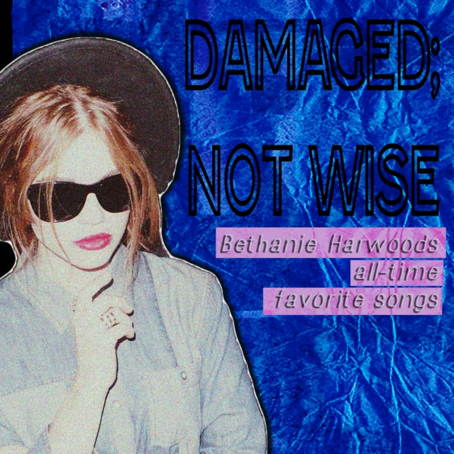 [[ damaged; not wise ]]
