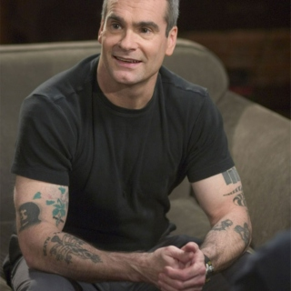 Henry Rollins 10-19-14