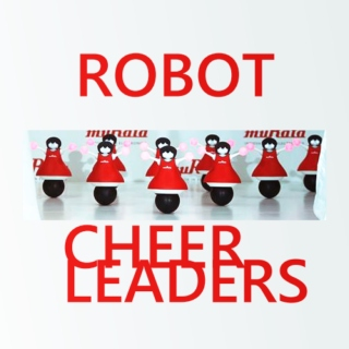 ROBOT CHEERLEADERS