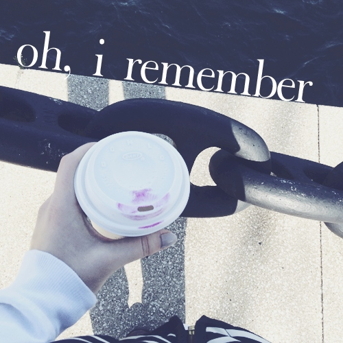 oh, i remember