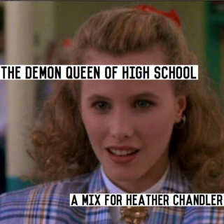 the demon queen of high school