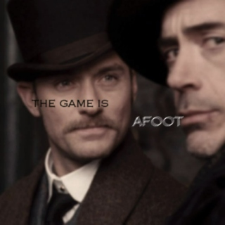 the game is afoot