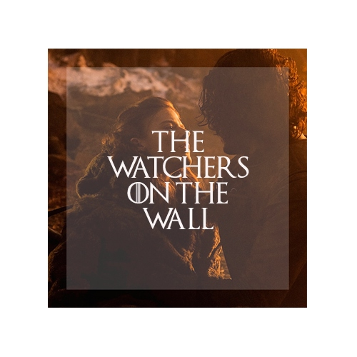 The Watchers on the Wall